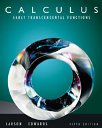 Calculus Early Transcendental Functions 5th Edition