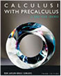 Calculus I with Precalculus 3e